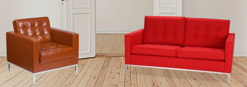 Sofás hostelería tapizados colores