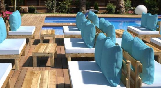 Sillones para terraza de hostelería