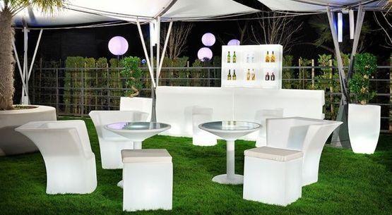 mobiliario para discoteca