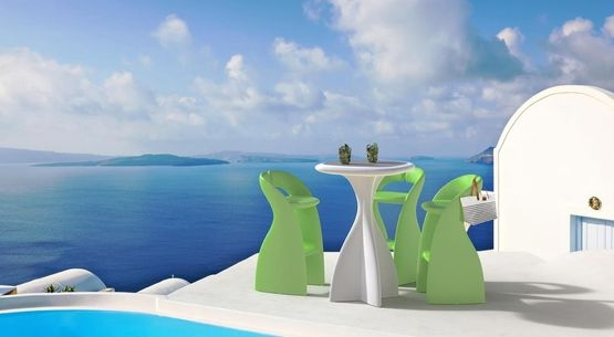 Mobiliario para terraza de bar
