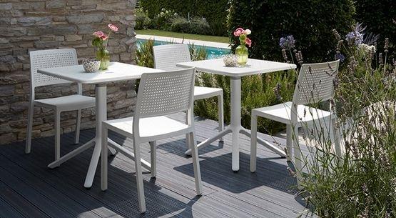Mobiliario de terraza para restaurante