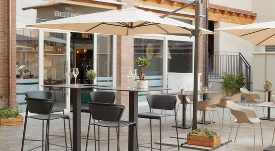 Mobiliario para terraza de hostelería