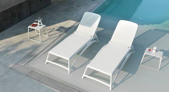 Tumbonas para terraza de hostelería