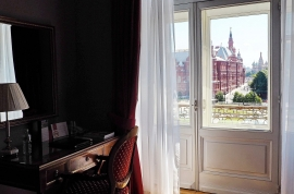 Hoteles románticos para parejas