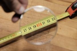 medidas mesa de restaurante