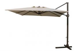 Cómo elegir un parasol excéntrico de hostelería
