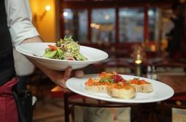 tipos de servicios de restaurantes