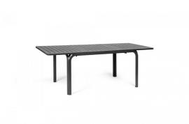 mesa para hosteleria extensible alloro 140 antracita
