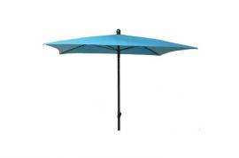 Parasol Acero Galvanizado Gris Antracita 1,8x1,3m