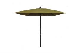 Parasol Acero Galvanizado Gris Antracita 1,55x1,55m