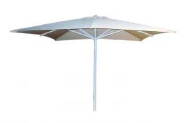 Parasol aluminio hosteleria 3x3 beige
