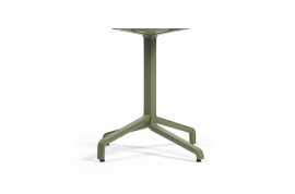 Pie mesa hosteleria aluminio agave Frasca maxi
