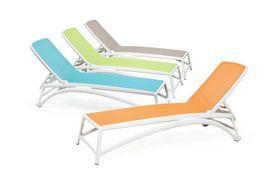 Tumbonas de diseño Atlantico colores