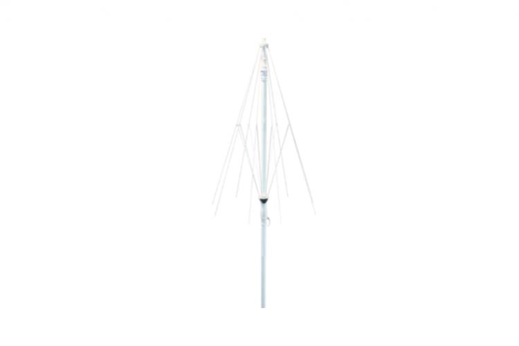 Barilla parasol aluminio Ø2m