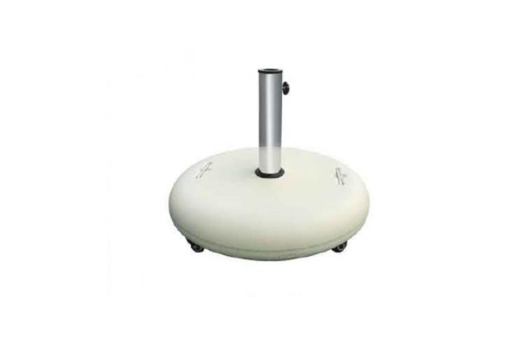 Base de granito parasol 4 ruedas