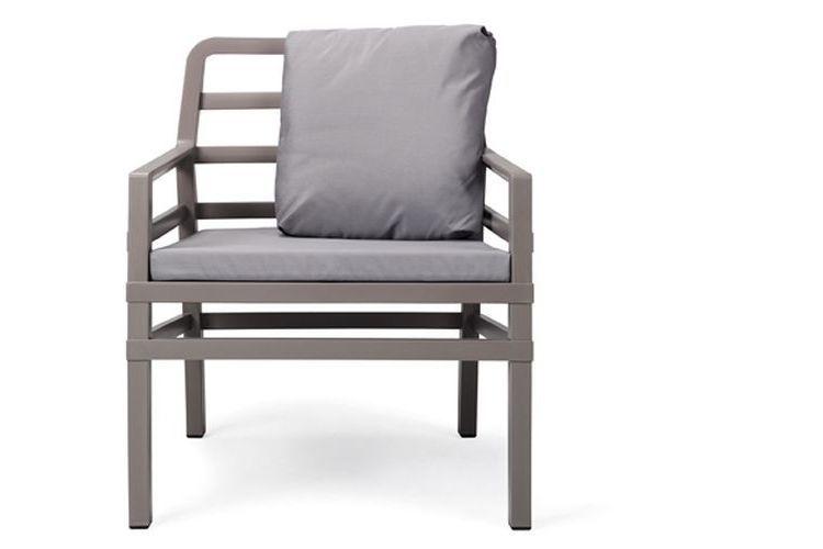 Butaca de diseño ARIA gris