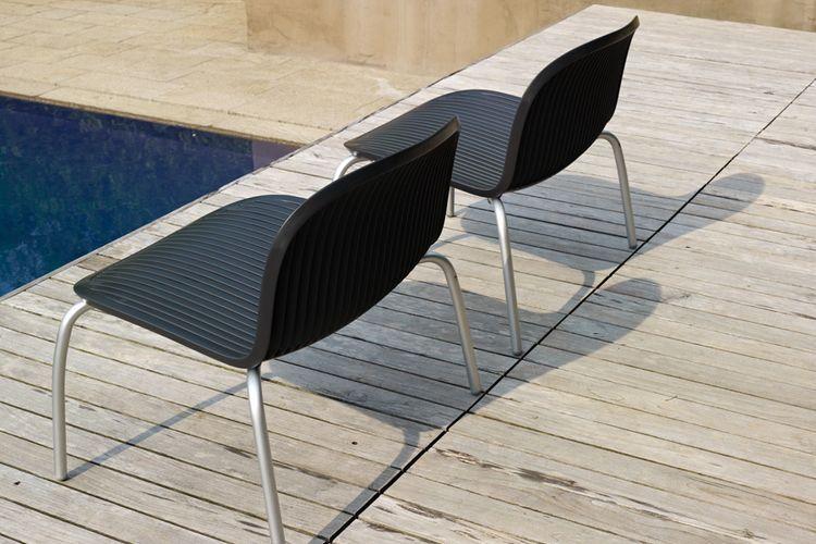 Butaca de diseño ninfea relax piscinas