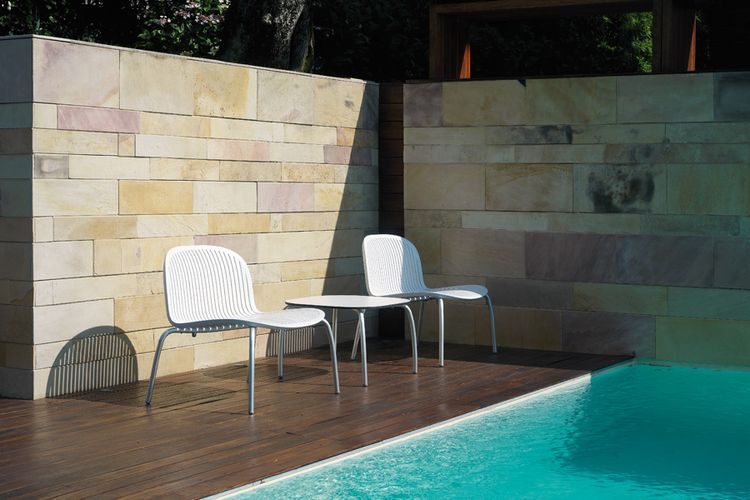 Butaca de diseño ninfea relax spa