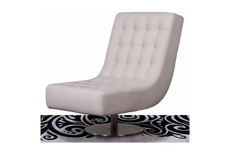 Butaca de diseño Portofino blanca