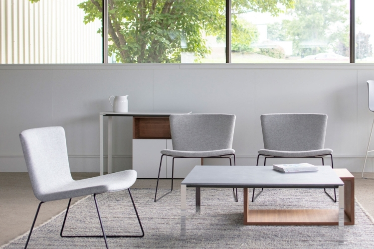 Butaca de diseño Slam Lounge ambiente