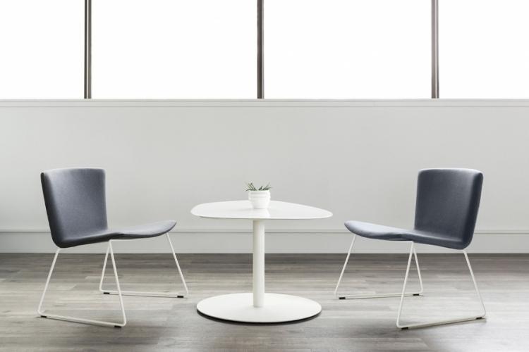 Butaca de diseño Slam Lounge interior