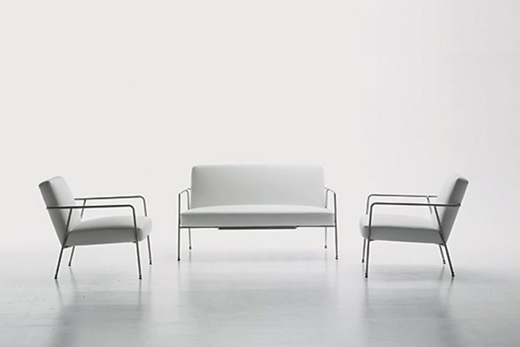 Sofá y butacas de diseño Valeri