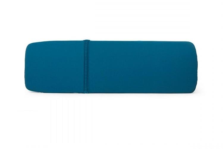Cojin tumbona eden nardi azul