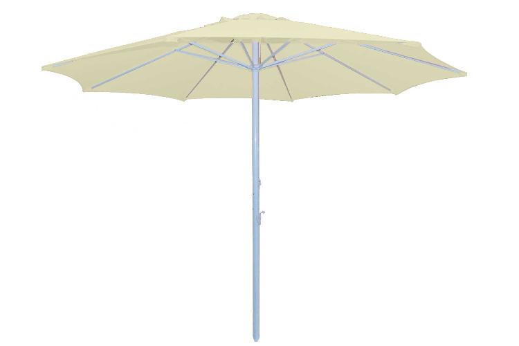 Parasol aluminio Ø3m