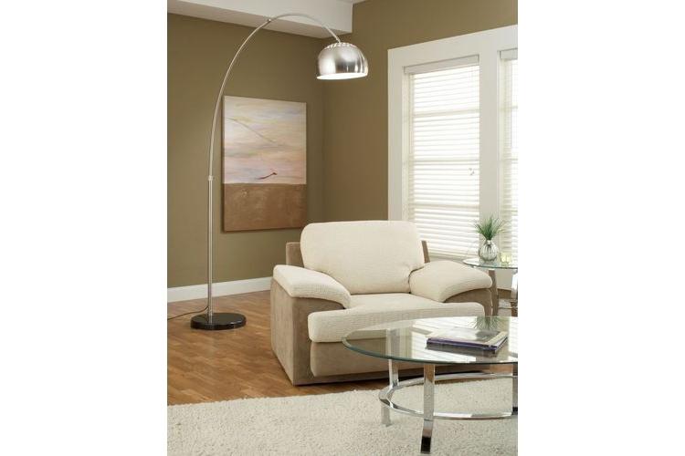 Lámpara de diseño Arc interior