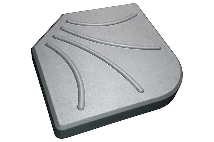 Losa de cemento 25 kg.