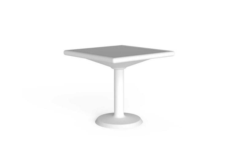 Mesa con luz Barbados