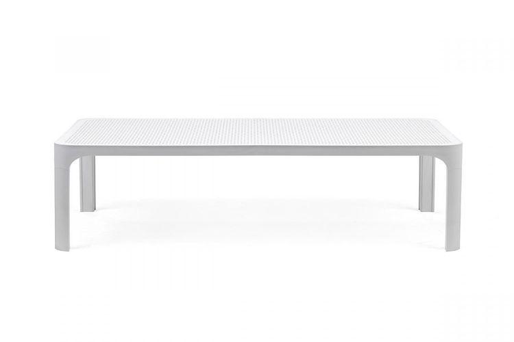 Mesa de centro Net blanca