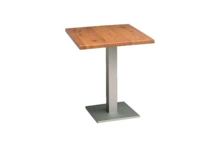 Mesa para hosteleria de acero Aries