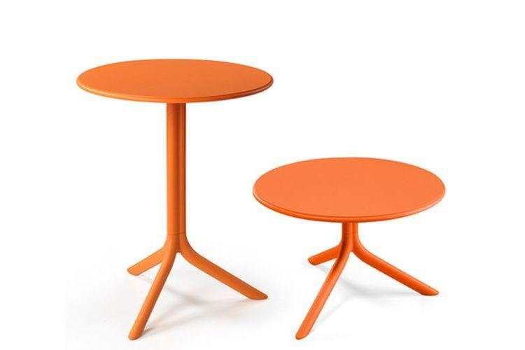 Mesa de exterior Spritz naranja