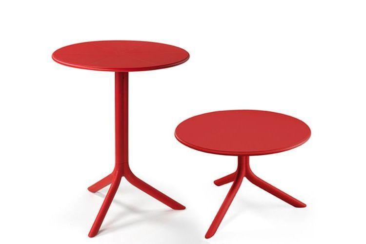 Mesa de exterior Spritz roja