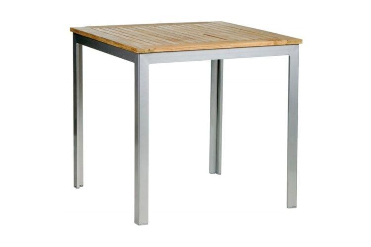 Mesa exterior Teka plata