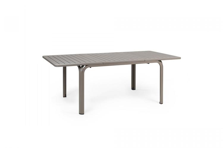 mesa para hosteleria extensible alloro 140 tortora