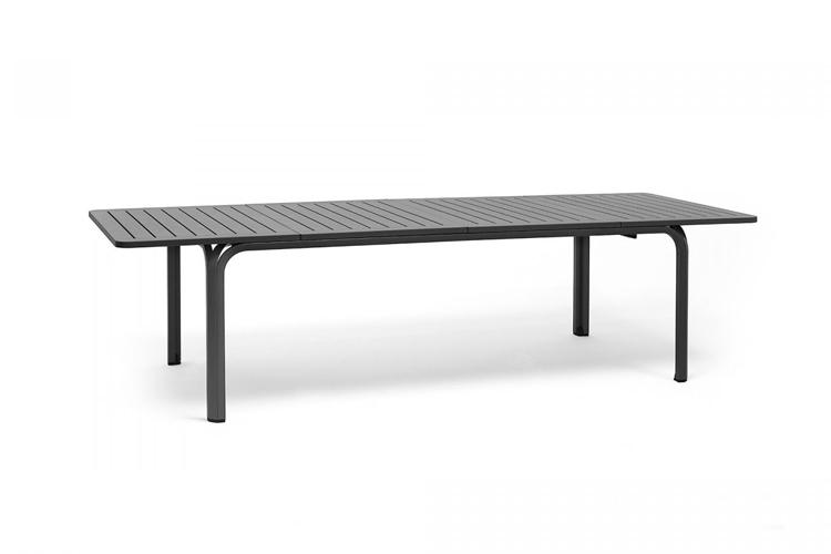 mesa para hosteleria extensible alloro 210 antracita