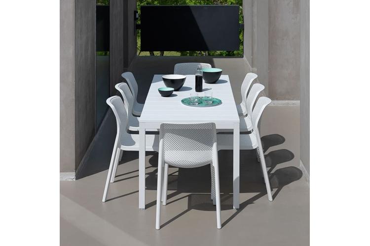 mesa para hosteleria extensible rio 140 ambiente