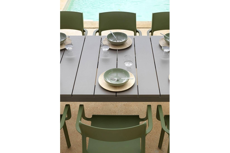 mesa para hosteleria extensible rio 210 detalle