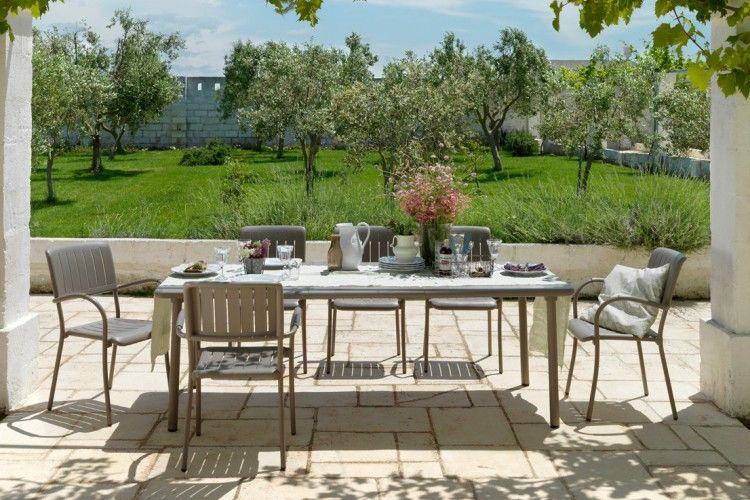 mesa para hosteleria extensible