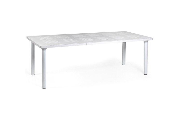 mesa para hosteleria extensible libeccio blanca