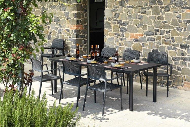 mesa para hosteleria extensible libeccio jardin