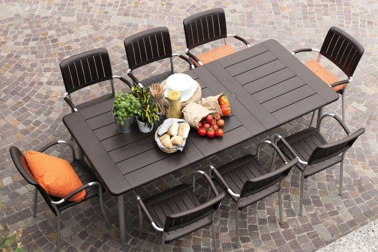 mesa para hosteleria extensible maestrale