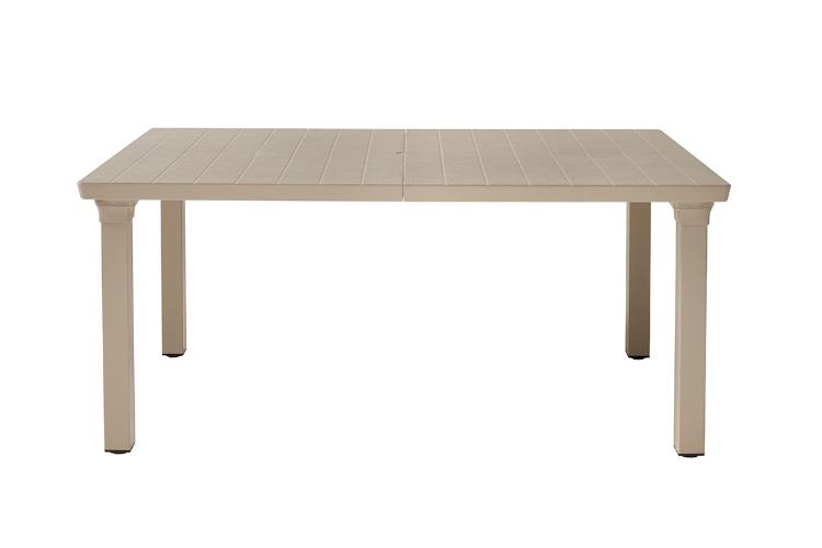 Mesa de diseño per3 tortora 170