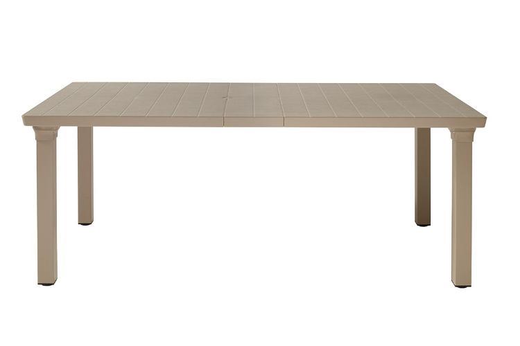 Mesa de diseño per3 tortora 195