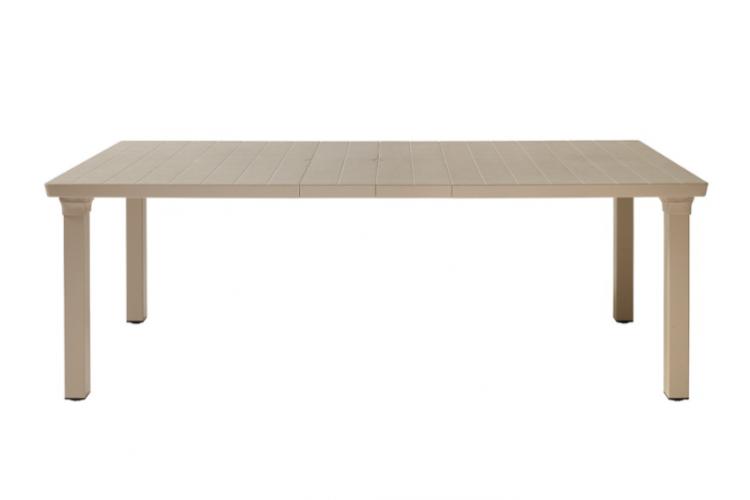 Mesa de diseño per3 tortora 220