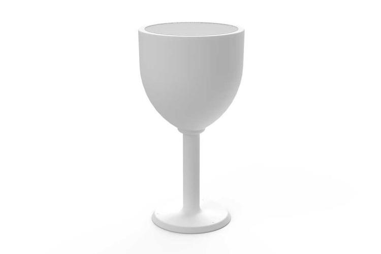 Mesa Wine con luz