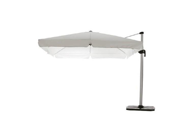 Parasol hosteleria Loira blanco