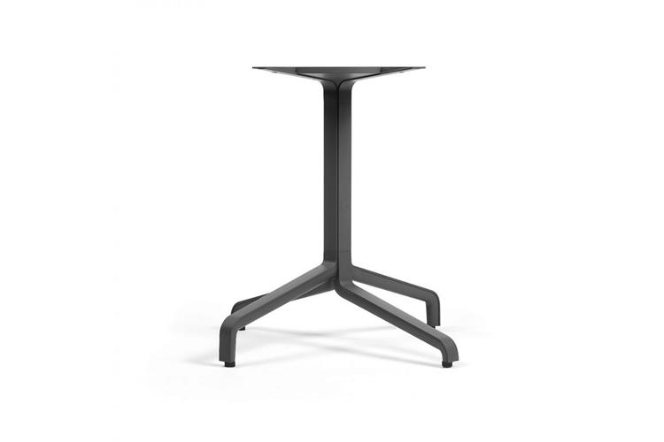 Pie mesa hosteleria aluminio antracita Frasca maxi